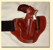 ankle leather holsters