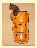 Bond Thumbbreak holster, leather holsters