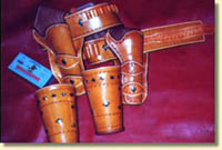 Complete Rig and Roping Cuffs