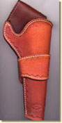 9 1/2in. Buntline leather holsters